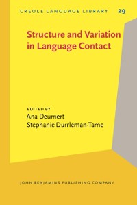 Cover Structure and Variation in Language Contact