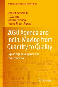 Cover 2030 Agenda and India: Moving from Quantity to Quality