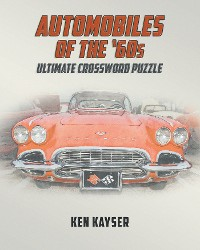Cover Automobiles of the '60s Ultimate Crossword Puzzle