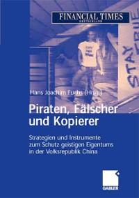 Cover Piraten, Fälscher und Kopierer