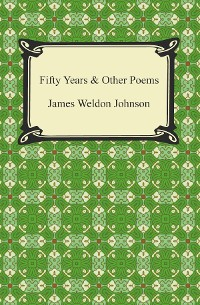 Cover Fifty Years & Other Poems