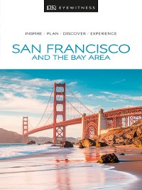 Cover DK Eyewitness Travel Guide San Francisco and the Bay Area