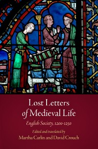 Cover Lost Letters of Medieval Life