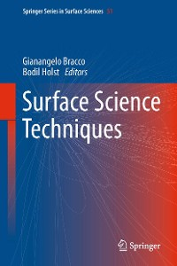 Cover Surface Science Techniques