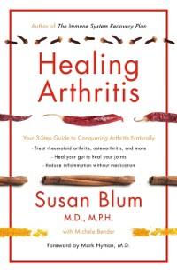 Cover Healing Arthritis