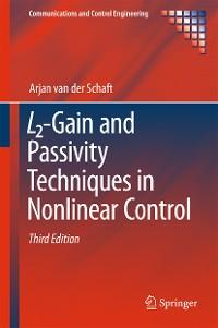 Cover L2-Gain and Passivity Techniques in Nonlinear Control