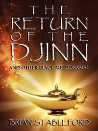 Cover Return of the Djinn and Other Black Melodramas