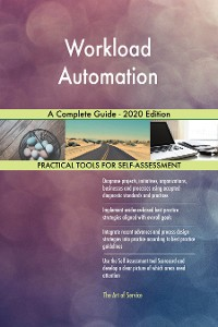Cover Workload Automation A Complete Guide - 2020 Edition