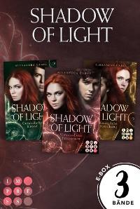 """Cover Shadow of Light: Sammelband der magischen Fantasyserie """"Shadow of Light"""" inklusive Vorgeschichte"""