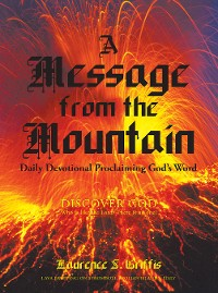 Cover A Message from the Mountain