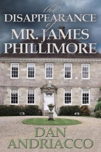 Cover Disappearance of Mr James Phillimore