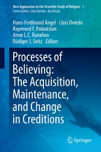 Cover Processes of Believing: The Acquisition, Maintenance, and Change in Creditions