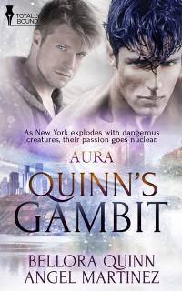 Cover Quinn's Gambit