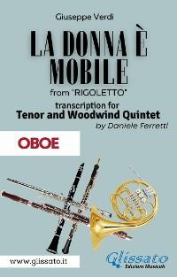 Cover (Oboe) La donna è mobile - Tenor & Woodwind Quintet