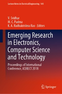 Cover Emerging Research in Electronics, Computer Science and Technology
