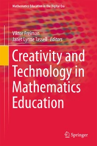 Cover Creativity and Technology in Mathematics Education