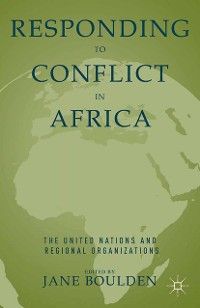 Cover Responding to Conflict in Africa