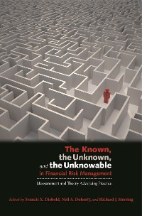 Cover The Known, the Unknown, and the Unknowable in Financial Risk Management