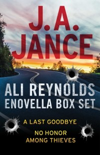 Cover Ali Reynolds eNovella Box Set