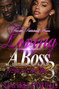 Cover Loving A Boss 3