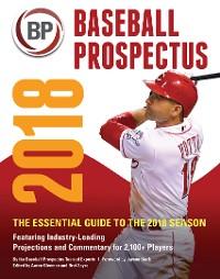 Cover Baseball Prospectus 2018