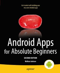 Cover Android Apps for Absolute Beginners