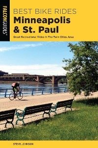 Cover Best Bike Rides Minneapolis and St. Paul