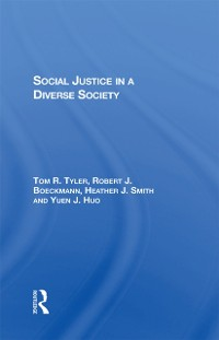 Cover Social Justice In A Diverse Society