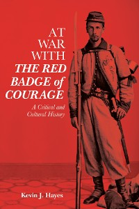 Cover At War with <i>The Red Badge of Courage</i>