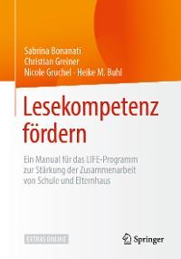 Cover Lesekompetenz fördern