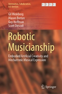 Cover Robotic Musicianship