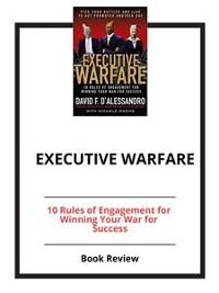 Cover Executive Warfare