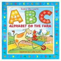 Cover Romy the Cow's ABC Alphabet on the Farm