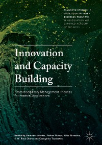 Cover Innovation and Capacity Building