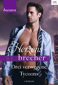 Cover Baccara Herzensbrecher Band 3