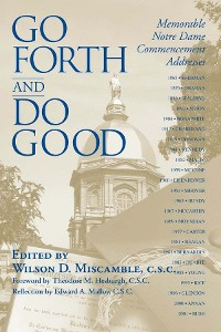 Cover Go Forth and Do Good