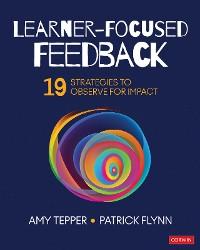 Cover Learner-Focused Feedback