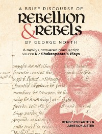 "Cover ""A Brief Discourse of Rebellion and Rebels"" by George North"