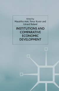 Cover Institutions and Comparative Economic Development