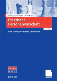 Cover Praktische Personalwirtschaft