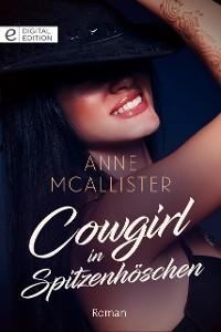 Cover Cowgirl in Spitzenhöschen