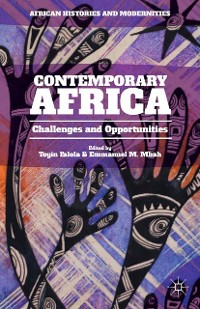 Cover Contemporary Africa