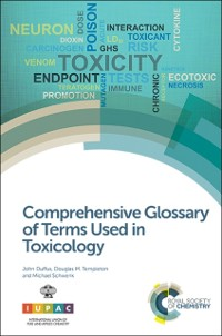 Cover Comprehensive Glossary of Terms Used in Toxicology