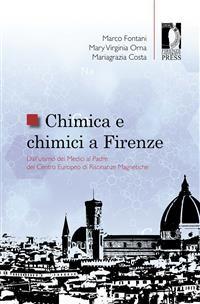 Cover Chimica e chimici a Firenze