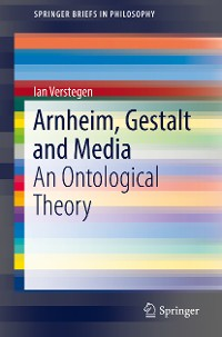 Cover Arnheim, Gestalt and Media