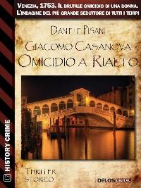 Cover Giacomo Casanova Omicidio a Rialto