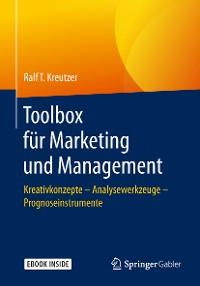 Cover Toolbox für Marketing und Management