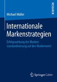 Cover Internationale Markenstrategien