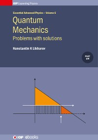 Cover Quantum Mechanics: Problems with solutions