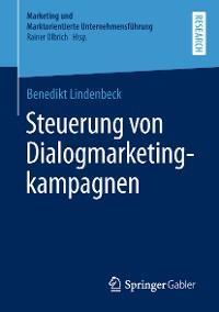 Cover Steuerung von Dialogmarketingkampagnen